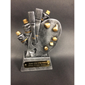 Our Silver Artist of the Month Award