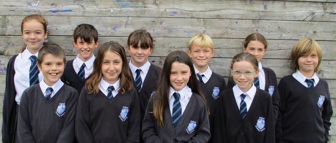 Lexi, Luca, Daniel, Holly, Poppy D., Elise, Elliott V., Lexi, Rachel, Henry.