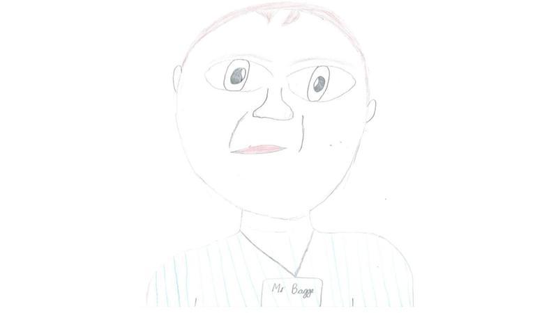 Mr Bagge (Computing Teacher)