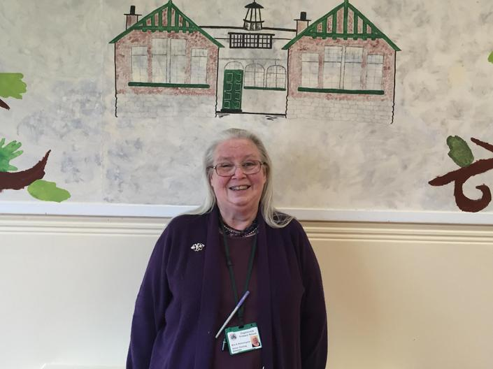 Mrs Ruth Hetherington – Senior Teaching assistant