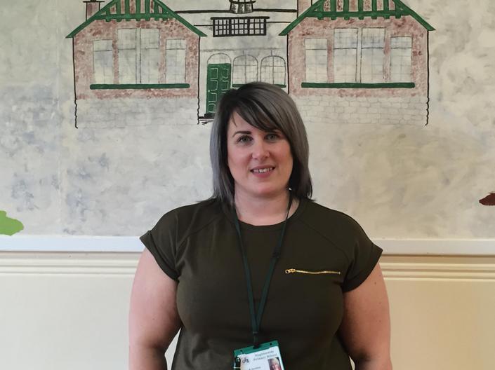 Mrs. Sarah Jardine –  Headteacher & KS2 Teacher