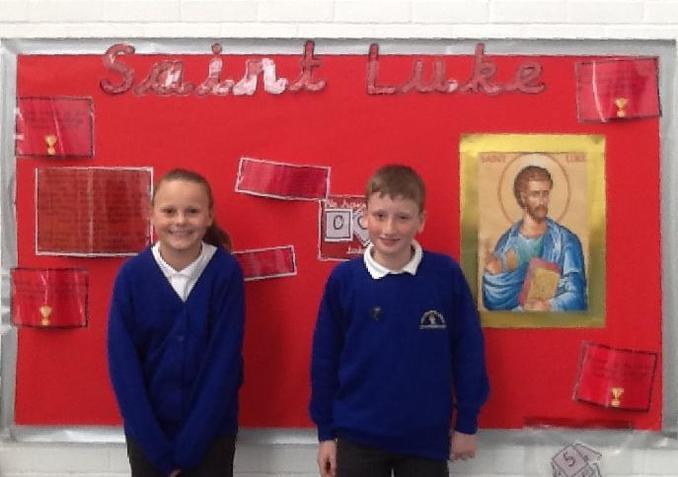 Saint Luke House Captains