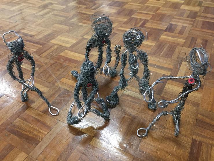 Arts Week: 3D figures