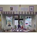 Our Lent Altar