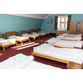 One of the dormitories