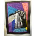 8th station - Jesus meets the women of Jerusalem