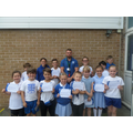 Mr Howell's sports stars of the year.