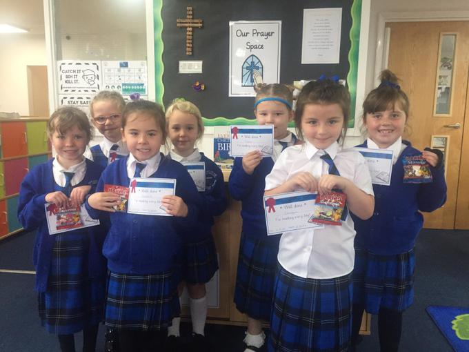 'Strive for Five' Readers!