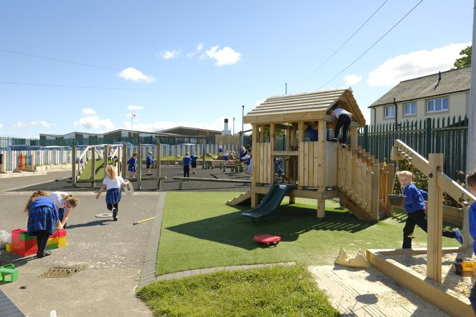 Key Stage One Playground
