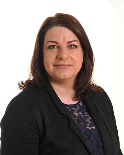 Jacqueline Hampson, DDSL & Executive Headteacher