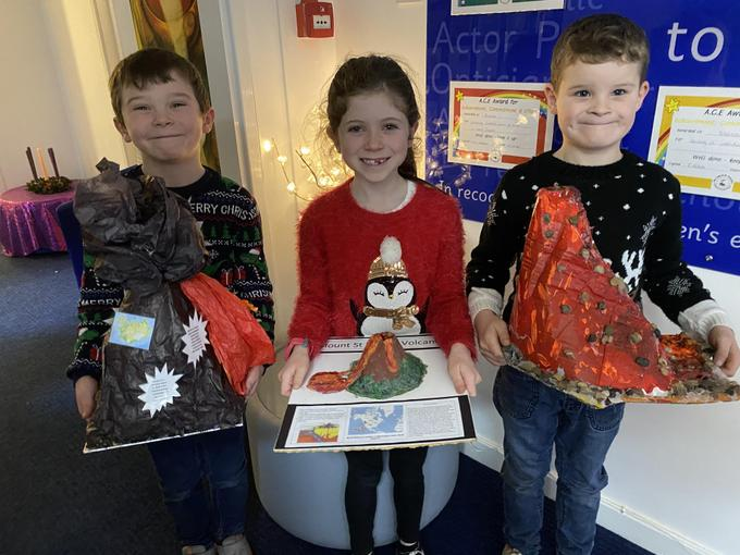 Designing and Making Model Volcanoes