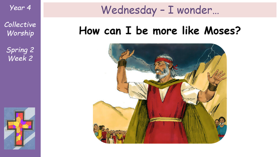Wednesday - I Wonder Time