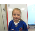 Brogan for contributing to whole class discussion.