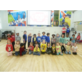 Reception Sports Relief 2016
