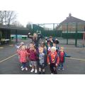 Nursery Sports Relief 2016