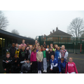 Year 6 Sports Relief 2016
