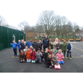 Year 3 Sports Relief 2016