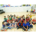 Year 1 Sports Relief 2016