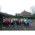 Year 4 Sports Relief 2016