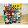 Year 2 Sports Relief 2016