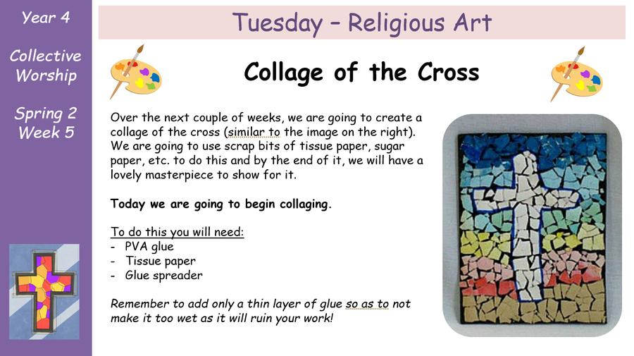 Tuesday - Religious Art
