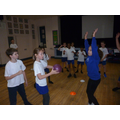 Photographs from Benchball games (17.11.17).