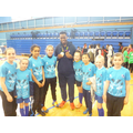 Meeting an Olympian: Lutalo Muhammed!