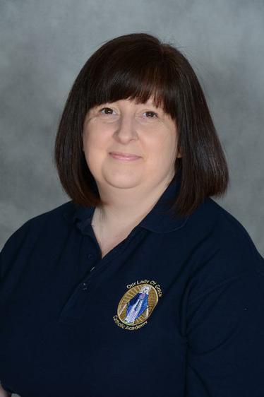 Ms Johnson - Lunchtime Supervisor