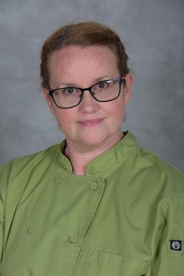 Mrs Parfitt - Catering Supervisor