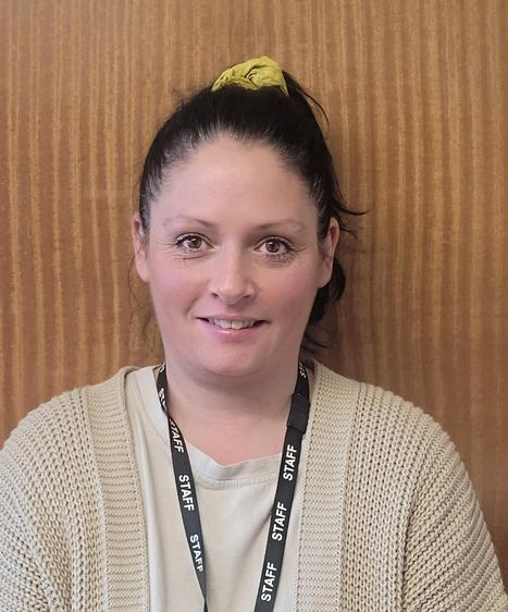 Miss Page - Early Years Apprentice
