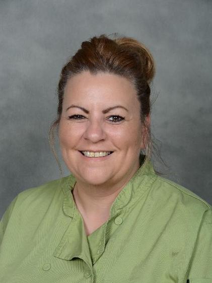 Mrs Deery - Catering Supervisor