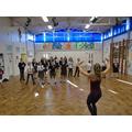 Multicultural week- Greek dance workshop
