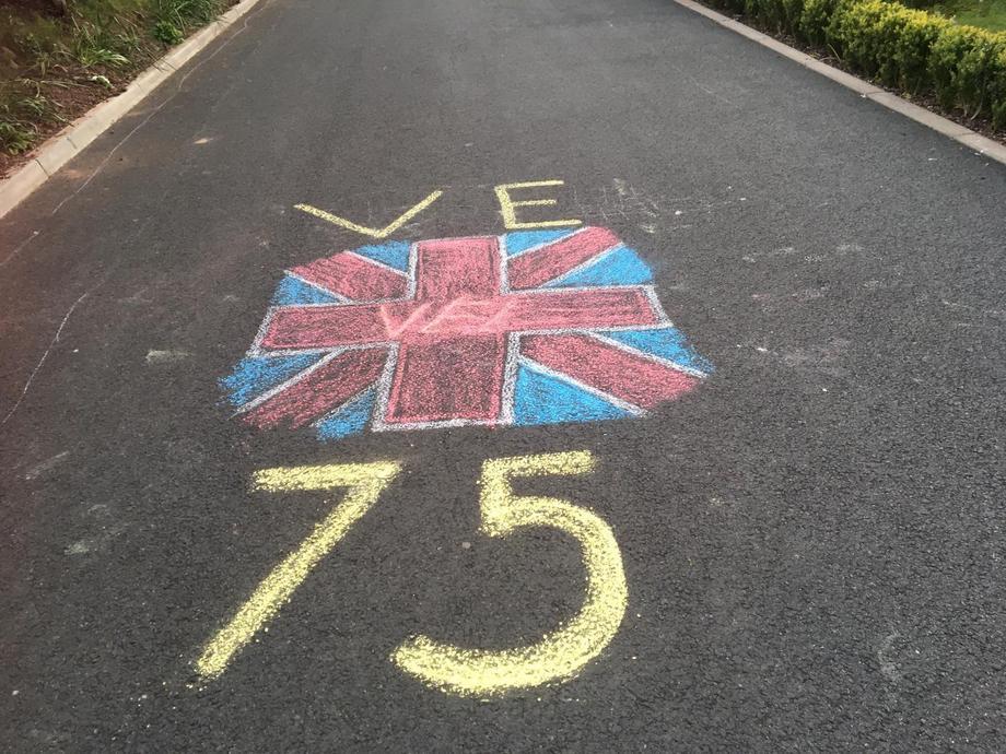 Chalk Pavement Art