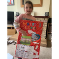 Fantastic project work Niamh!
