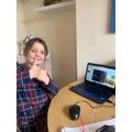 Niamh created an elephant fact file.