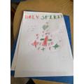 Niamh's Holy Spirit Poster