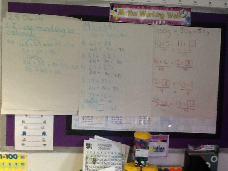 Maths - Rounding, estimating & balancing