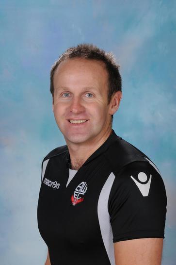 Mr Gardiner  Sports Coach