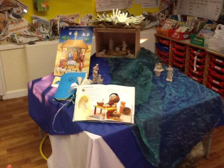 Preparing for Jesus during Advent