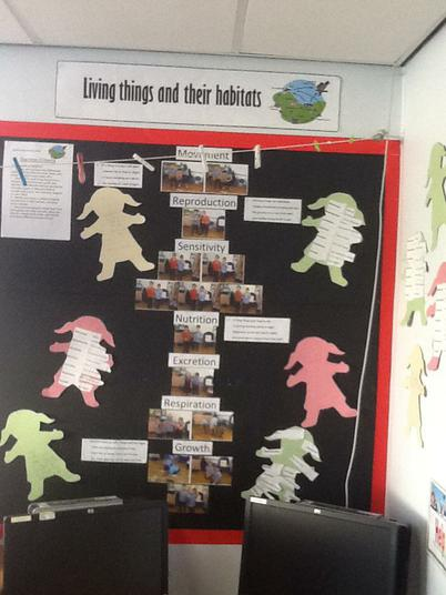 Science-Living things and their habitats