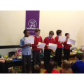 Boys 2nd place