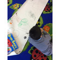 Drawing our favourite plants