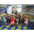 Our Class in Costume 3!