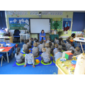 Ms Coules visited us and gave a fab talk!