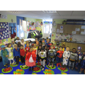 Our Class in Costume 2!