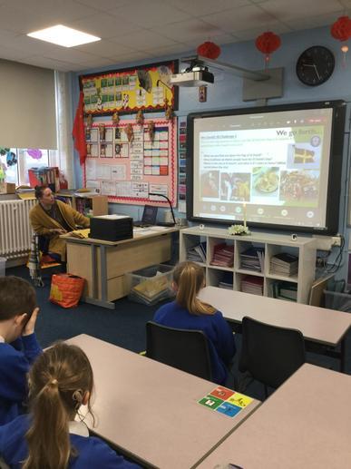 Mrs David's Challenges...