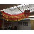 Our Chinese dragon...