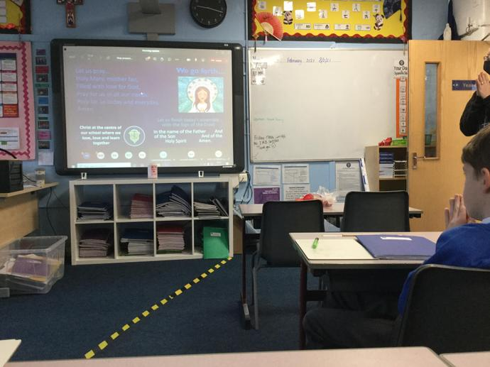 Mrs David's RE Challenge