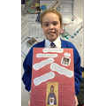 St Veronica fact file from CMc - great job!