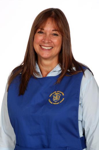 Mrs Best, Deputy Senior Lunchtime Supervisor